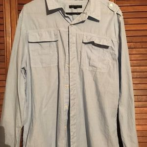 Button Down Shirt with pockets